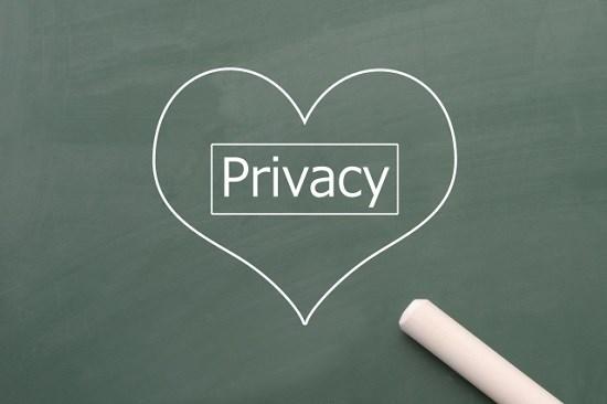 プライバシーの画像