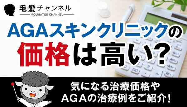 AGAスキンクリニック_価格の画像