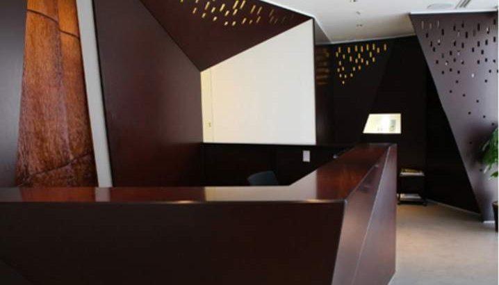 銀座総合美容クリニックのフロント画像