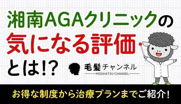 湘南AGA_評価の画像